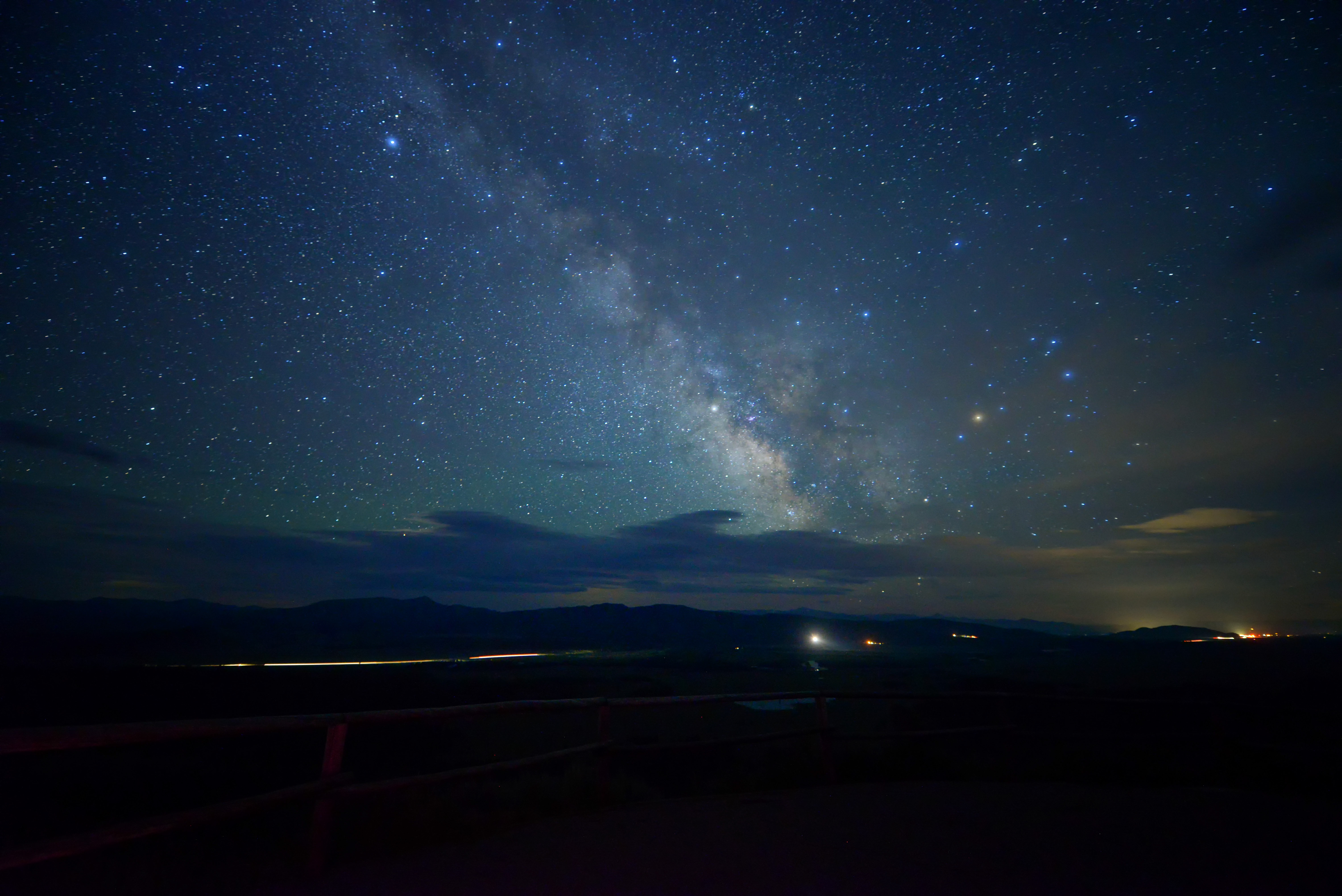 SignalMountainMilkyWay